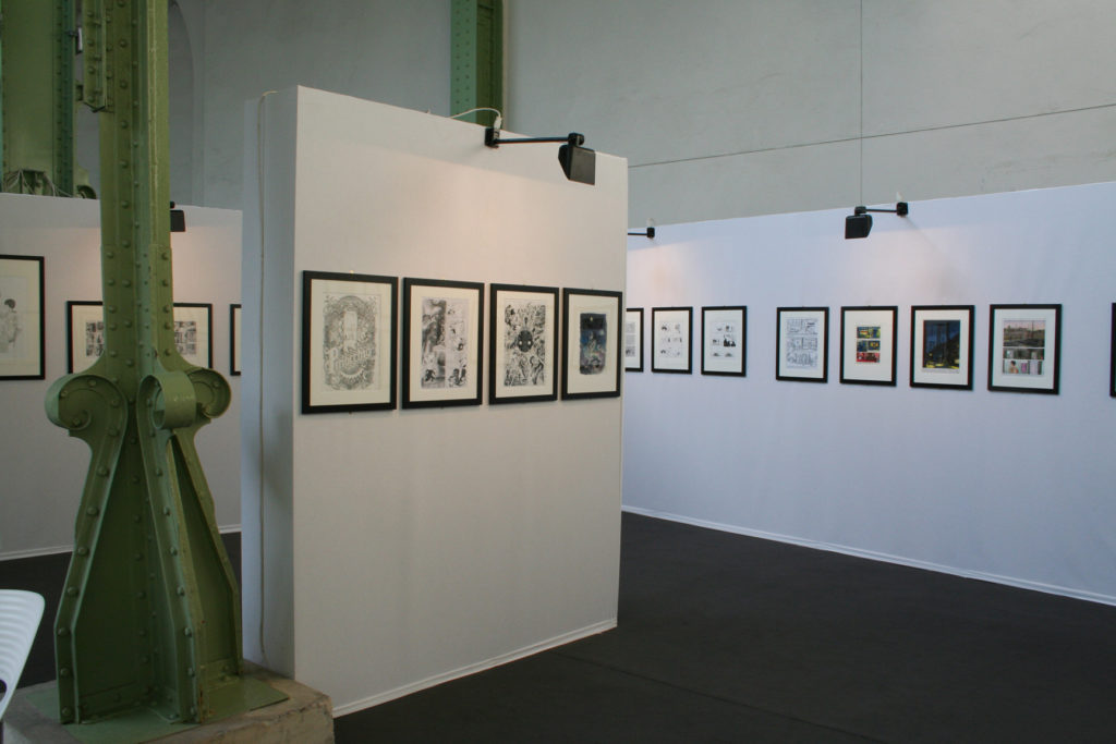 Art'Paris (Collective bande dessinée)