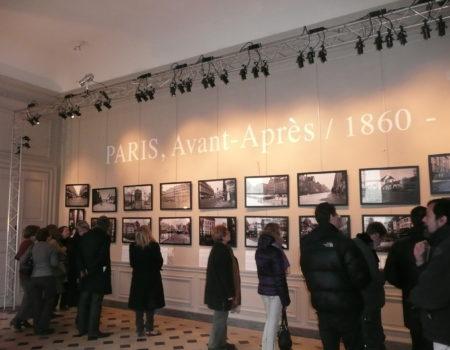 PARIS AVANT APRÈS ACA 2011