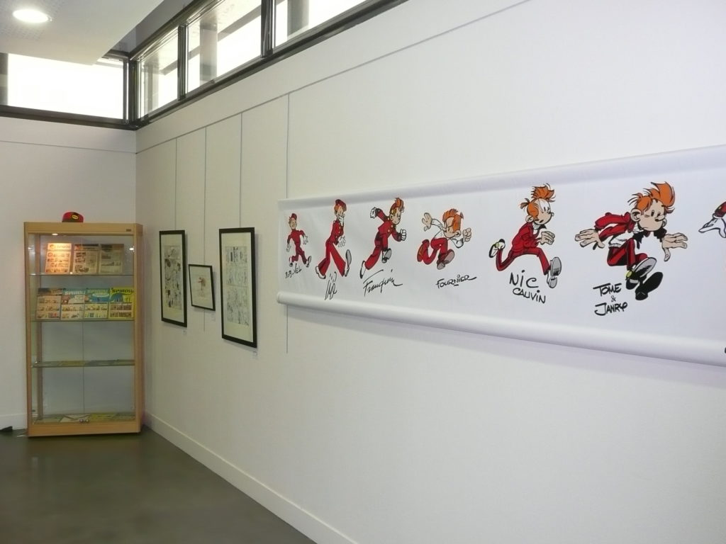 Spirou (Collective bande dessinée)