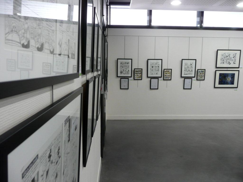 Jean-Claude Fournier (Rétrospective)