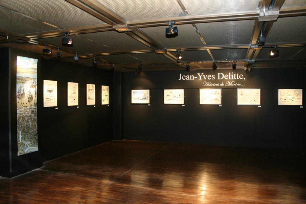 Jean-Yves Delitte (Histoires de marine...)