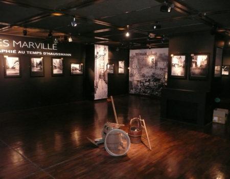 MARVILLE LOUVRE DES ANTIQUAIRES 2009
