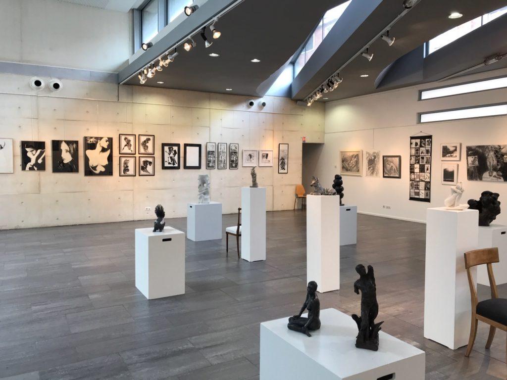 La biennale du Noir & Blanc