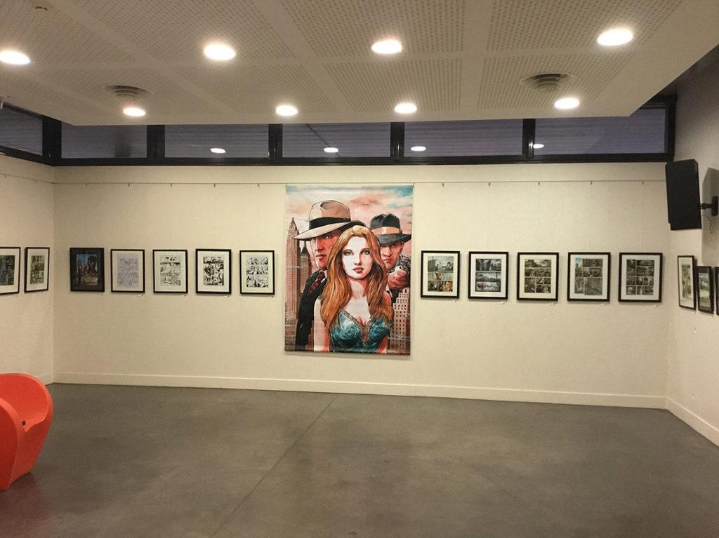 Exposition Histoires en lumière - Olivier Berlion