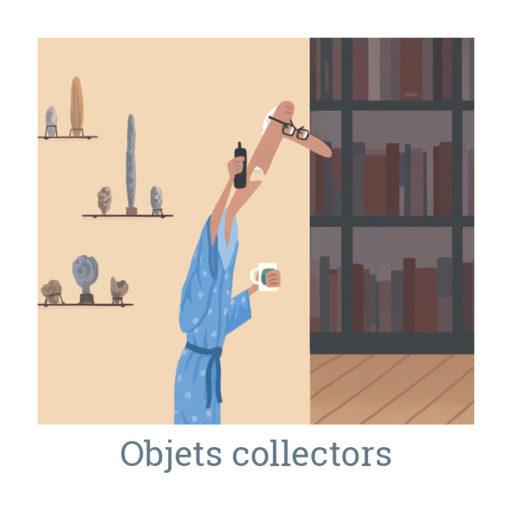 objets collectors