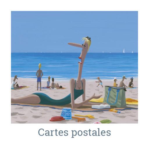 cartes postales def